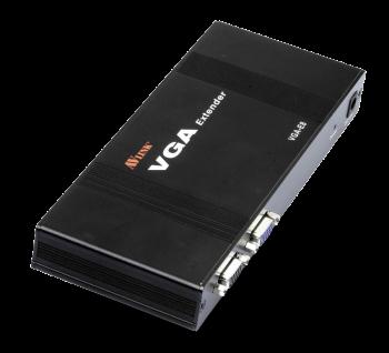 VGA Extender VGA-E8 300m (8 Cat5 Connection) Malaysia