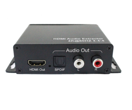 HDMI 2.0 Audio Extractor - 4K@60HZ YUV4:4:4