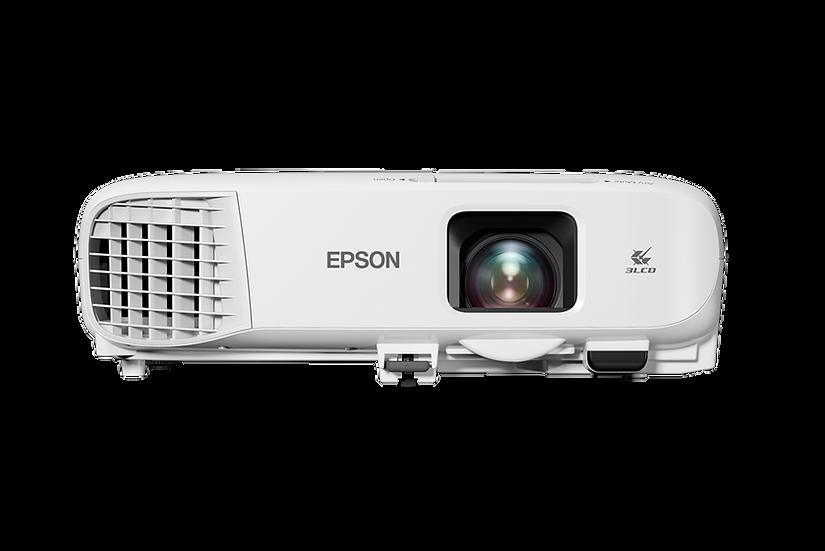 Epson EB-972 4,100 Lumens XGA 3LCD Business Projector [Free Bag & HDMI]