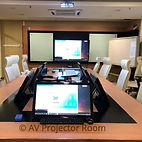 Polycom Video conferencing Installation with Touch screen PC