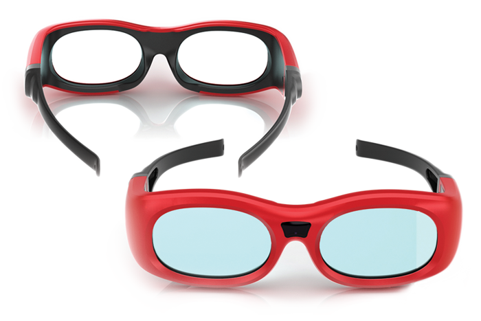 XPANDVISION Small Sized Cinema 3D Active Shutter Glasses Malaysia