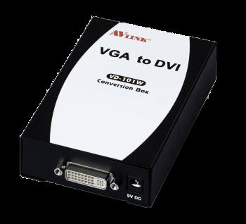 VGA to DVI converter VD-101W Malaysia