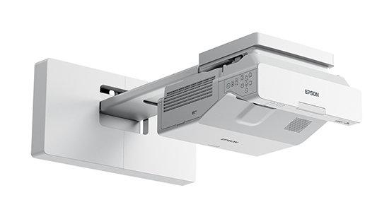 EPSON EB-725W 3LCD 4,000 Lumens WXGA UST Projector [Free HDMI Cable]