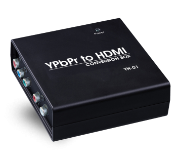 Component Video to HDMI converter YH-01 Malaysia