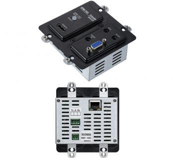 WVH-EPX Extender - Source select (HDMI/VGA) Malaysia