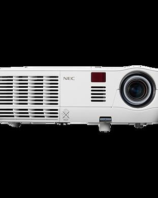 NEC projector and screen rental sewa Klang valley Malaysia