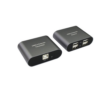 50m USB2.0 Extender over single Cat5e/6 Cable