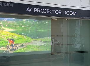 AV Projector Room Petaling Jaya Malaysia