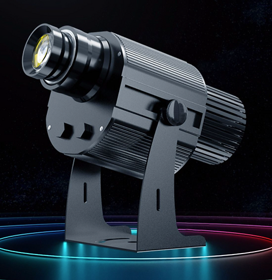 Logo Advertising LED Laser Projector [50,000 hour lifespan]