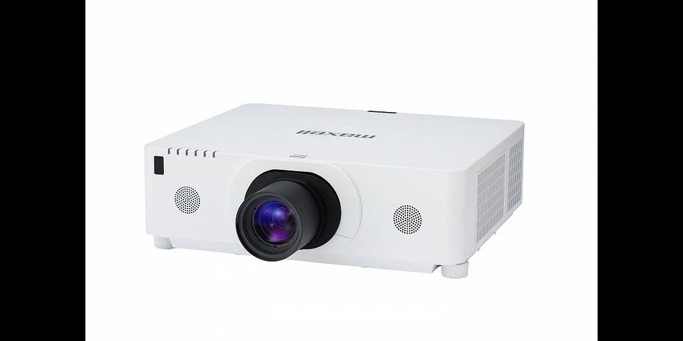 Maxell / Hitachi MC-WX8651W WXGA 6,500 Lumens 3LCD Projector