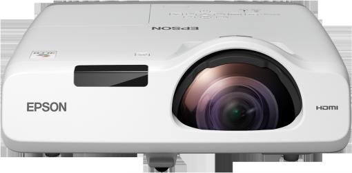 Epson EB-530 Short Throw XGA 3,200 Lumens 3LCD Projector [Free HDMI ]