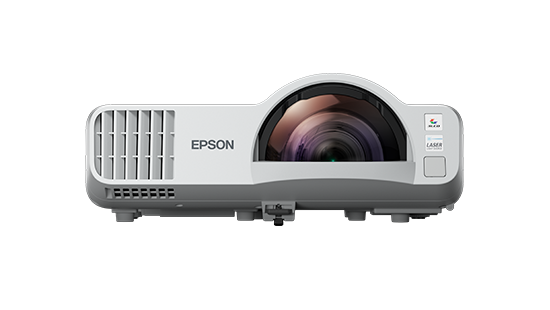 Epson EB-L200SX XGA 3LCD 3,600 Lumens Laser Short Throw Projector [Free HDMI]
