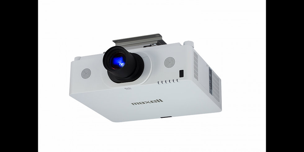 Maxell / Hitachi MC-WU8601 WUXGA 6,000 Lumens 3LCD Projector