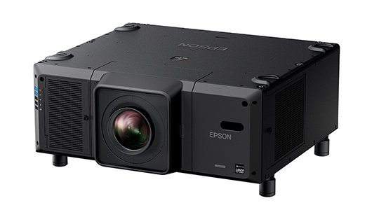 Epson EB-L25000UNL Laser WUXGA 25,000 Lumens 3LCD Projector with 4K Enhancement