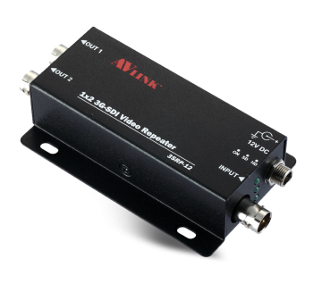 1x2 3G-SDI Video Repeater/Distribution Amplifier 3SRP-12 Malaysia
