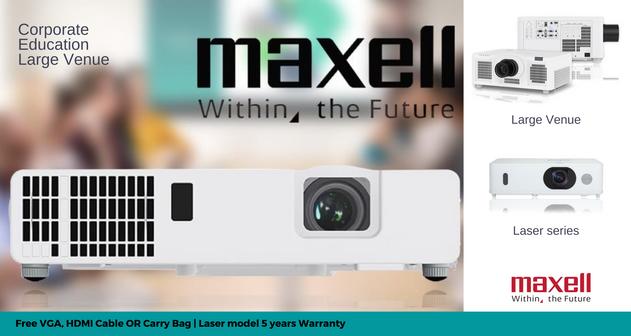 Maxell Projector Malaysia | AV Projector Room