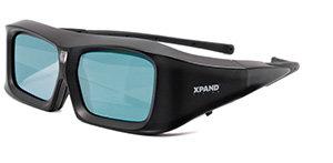 XPANDVISION Edux 3 3D Active Shutter Glasses Malaysia