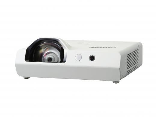 Panasonic PT-TW350 3LCD 3300 Lumens WXGA Short Throw Projector