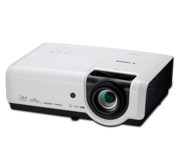 Canon LV-X420 4200 Lumens XGA Widescreen Lightweight Compact Projecto