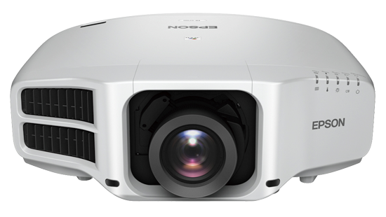 Epson EB-G7400UNL WUXGA 5,500 Lumens 3LCD Projector 4K Enhancement