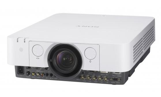Sony VPL-FHZ55 4,000 Lumens WUXGA 3LCD Laser Projector