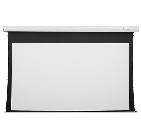 Grandview Fancy Series Tab-Tension Motorized Screen -  Malaysia