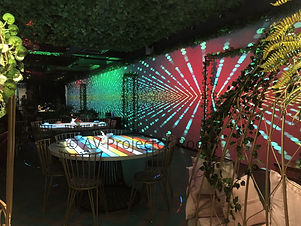 Blending and Projection Mapping Malaysia