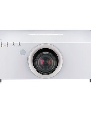 Panasonic large venue projector and screen rental for event hotel wedding Malaysia