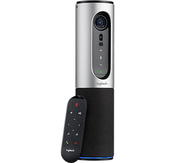Logitech video conferencing rental by Infinite IT
