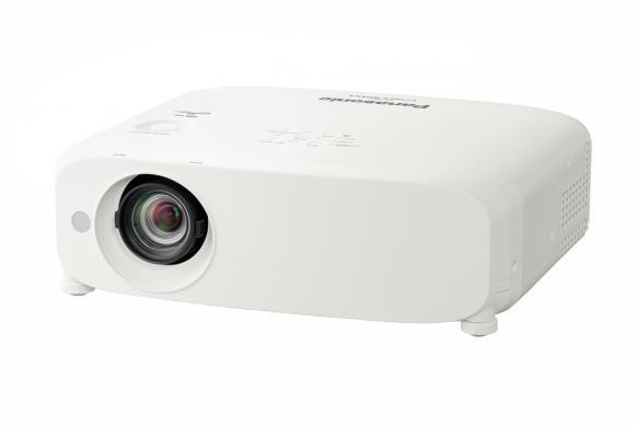 Panasonic PT-VZ585N 3LCD 5000 Lumens WUXGA Portable Projector