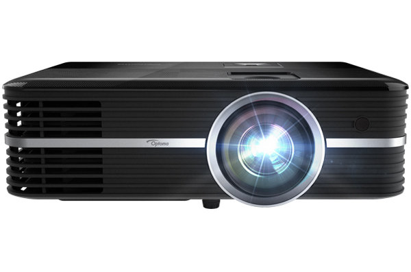 Optoma Voice Assistant-Compatible 4K UHD UHD51A Projector
