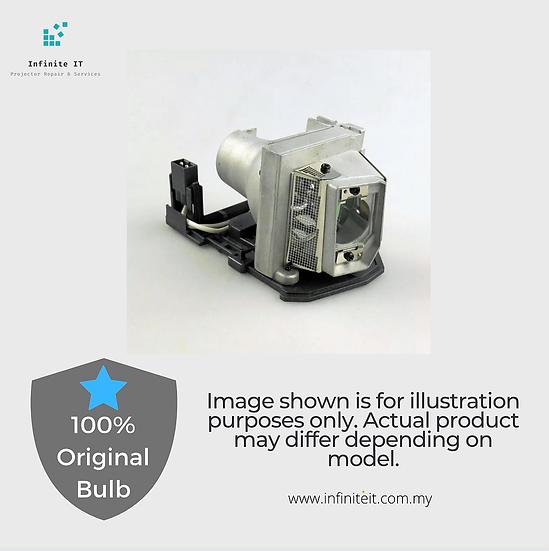 725-BBCV Original DELL Projector Lamp for 1220