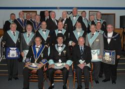 Officers Doric Lodge 2015-2016