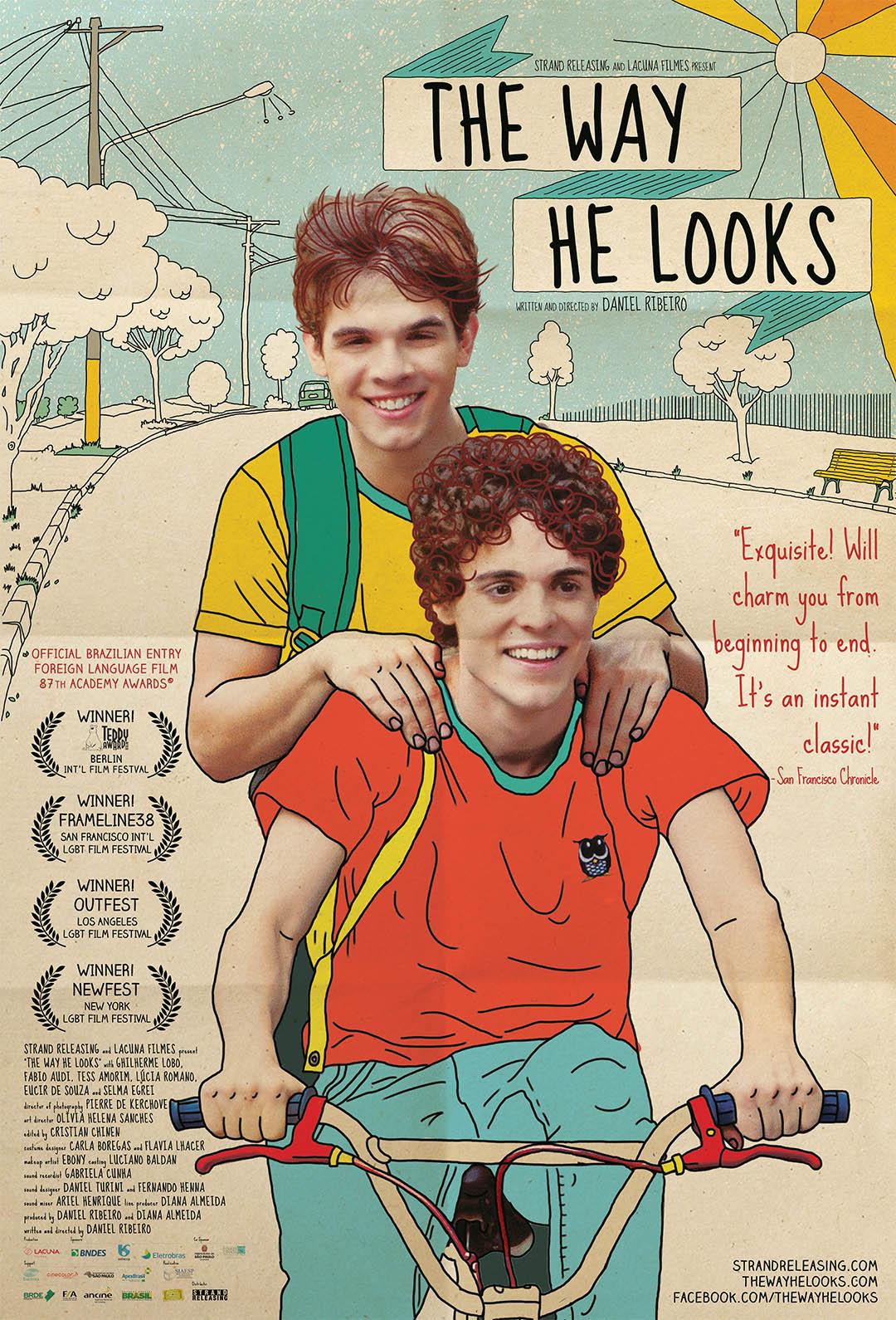 The Way He Looks (Estados Unidos)