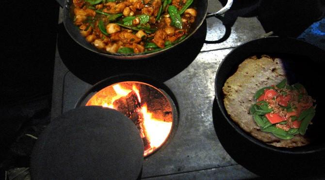 Over potten, pannen, vuur en water