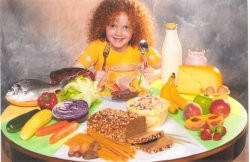 Vertering van voedsel als ontmoeting