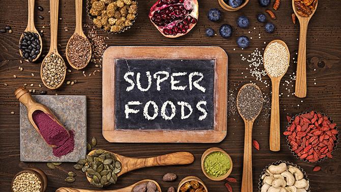 Superfoods van bij ons