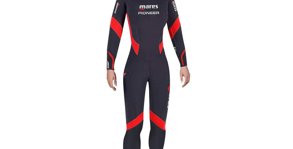Womens 5mm Dive Suit, Mares Pioneer