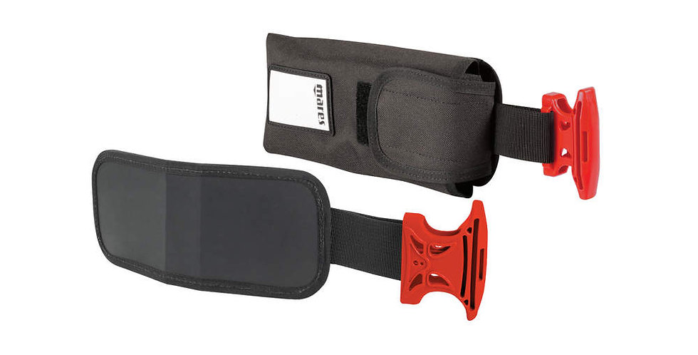 Mares Prime Integrated weight System Upgrade