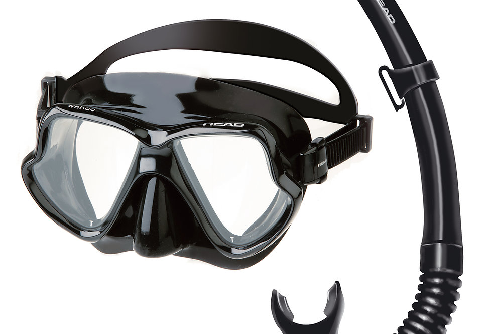 Mares Wahoo Mask & Snorkel Set