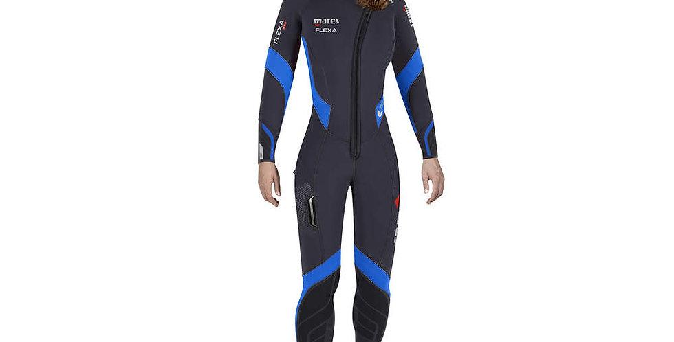 Womens 8,6,5mm Dive Suit Mares Flexa