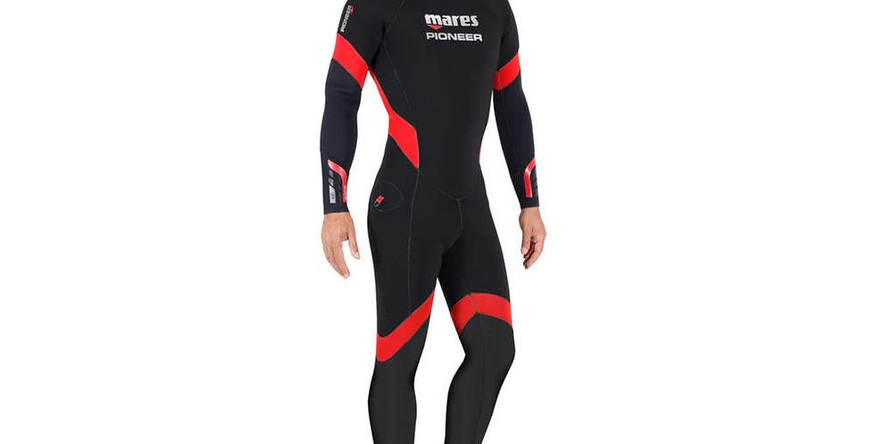 Mens 5mm Dive suit, Mares Pioneer