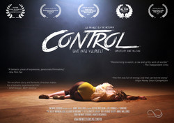Control Poster festivals floor