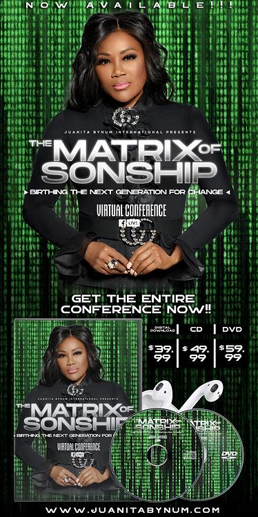 The Matrix of Sonship FULL Conference - Digital Download