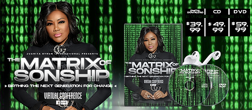 The Matrix of Sonship FULL Conference - CD