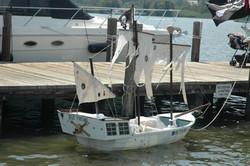 Best Decorated Boat Winner - Miss Fortune (Jim)