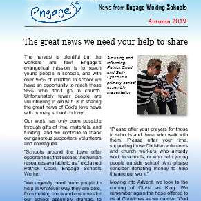 News and prayer requests - read or download now!