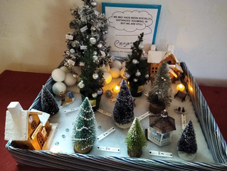 Engage entry voted first in Christmas Tree Festival