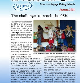Lots to read in our autumn newsletter!