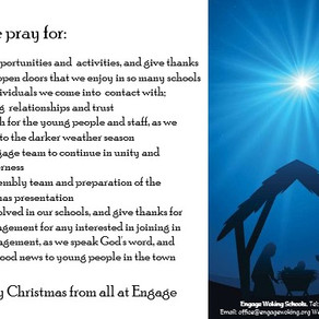Our new prayer card is here!